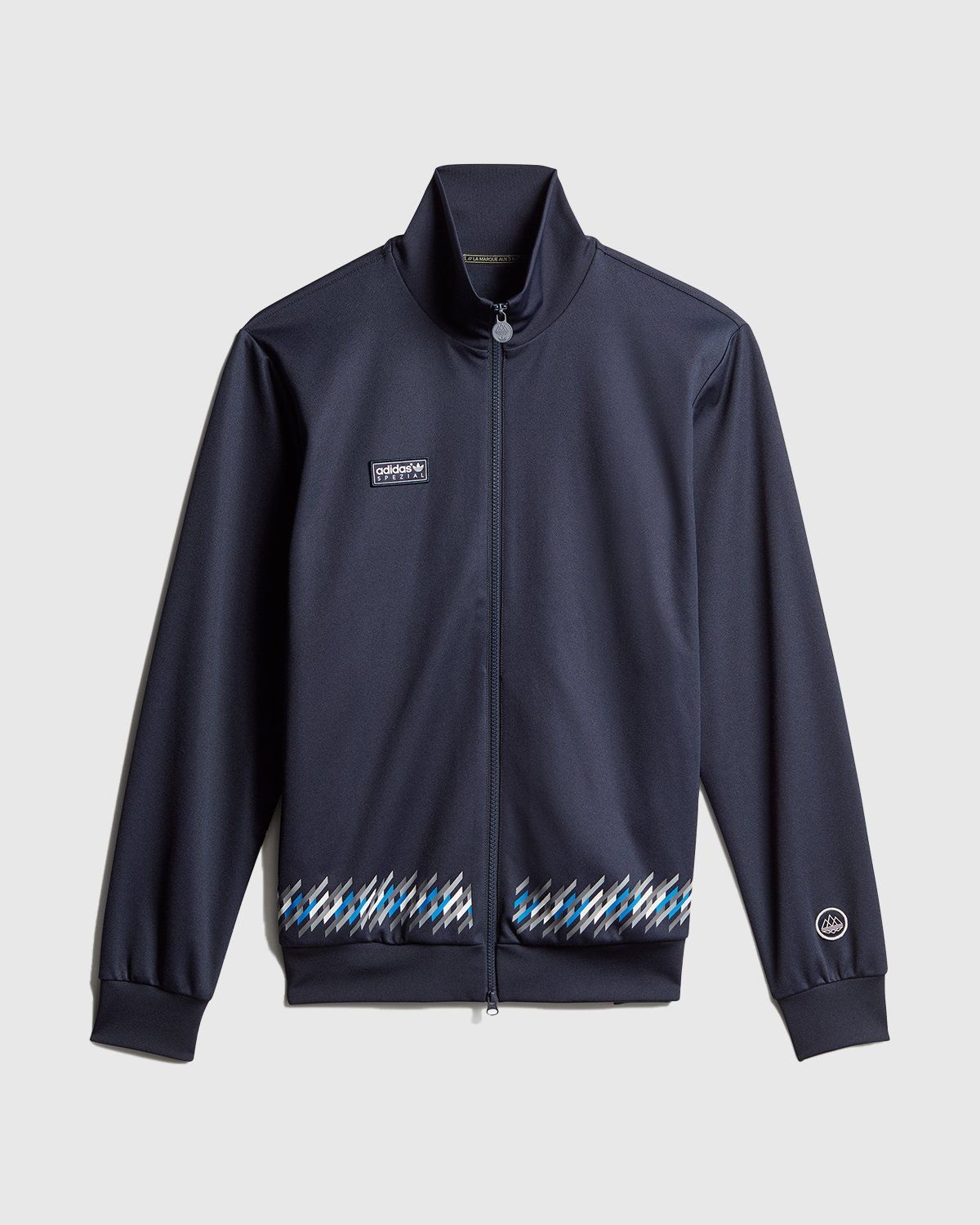 Adidas — Track Top Spezial x New Order Navy - Image 1