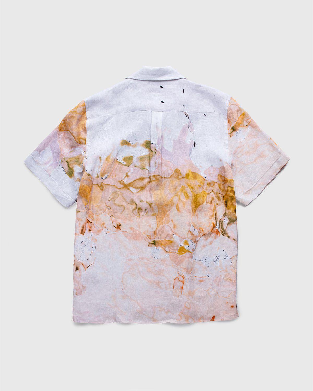 Vilebrequin x Highsnobiety — Pattern Shirt Beige - Image 2