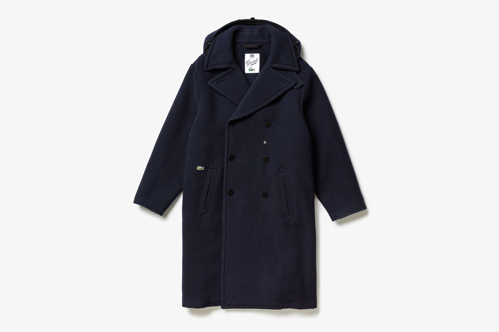 lacoste winter icons Gloverall Alpha Industries k-way pyrenex