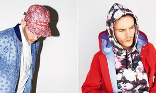 Supreme 2013 Spring/Summer Collection Editorial by Kenneth Cappello for COOL TRANS