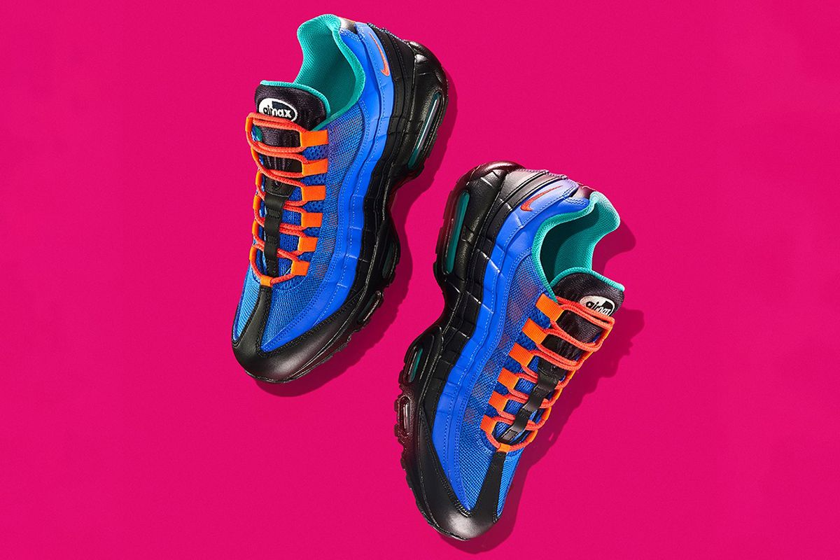Coral Studios x Nike Air Max 95 Is Back & Other Sneaker News Worth a Read 67