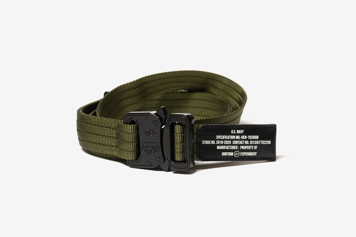 UEN Duty Belt