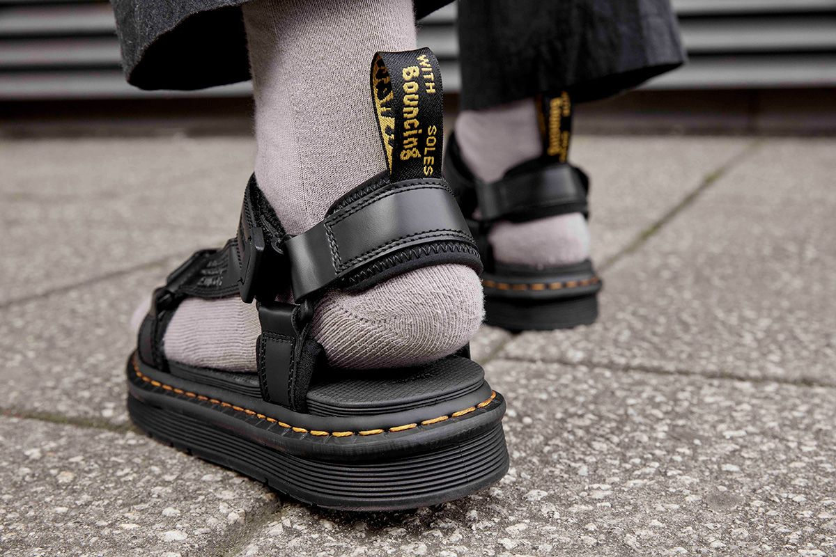 Thanks to Suicoke You Can Rock Doc Martens All Summer Long 14