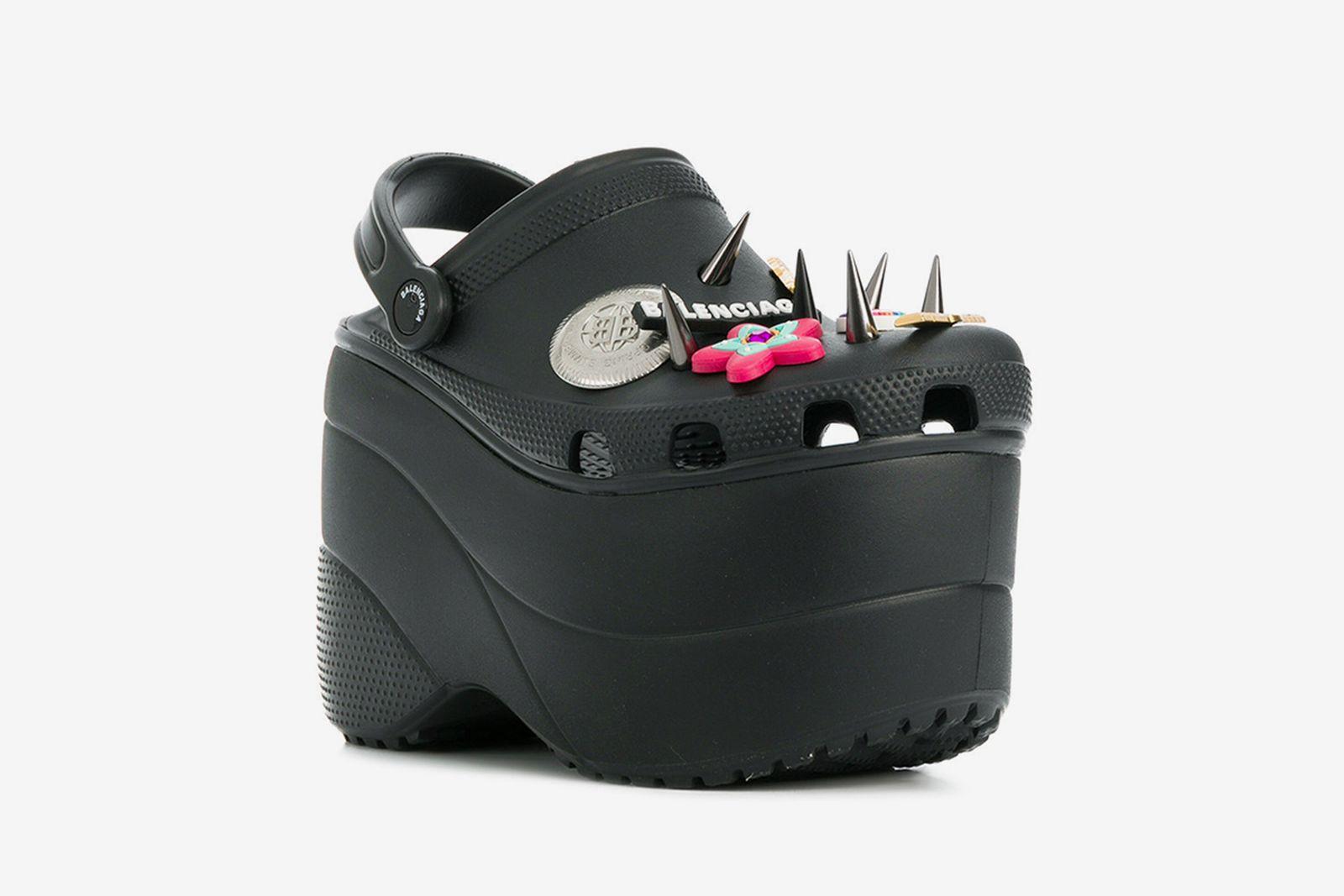 clogs main Balenciaga Platform Crocs