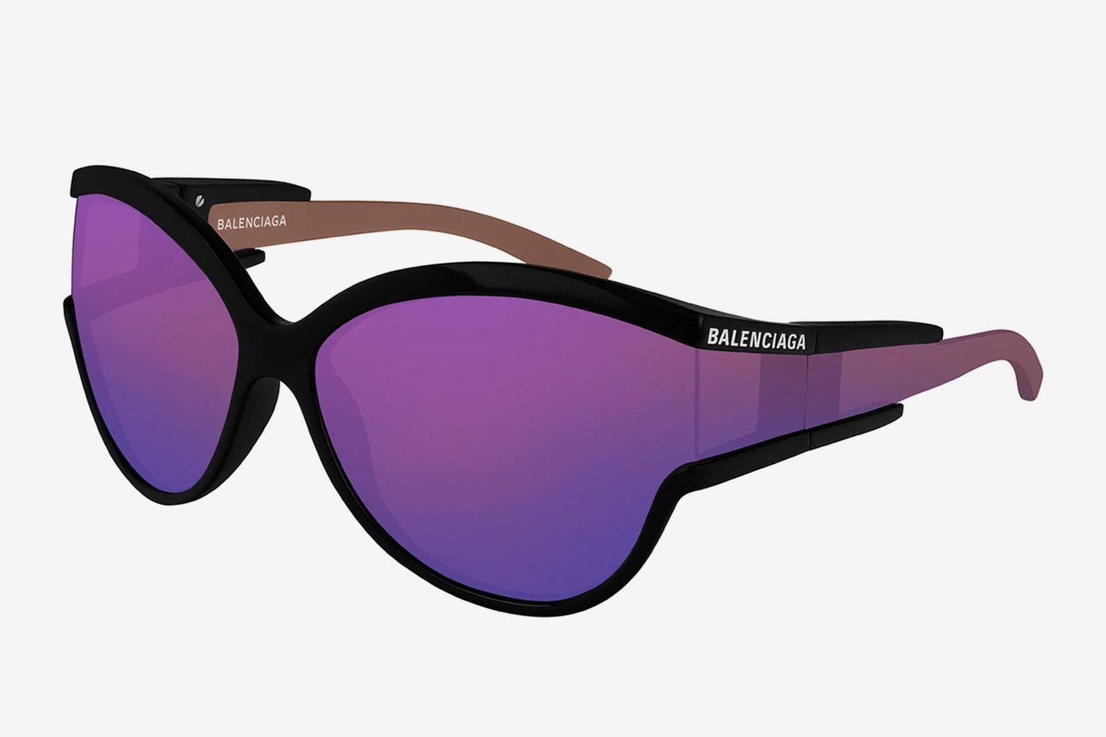balenciaga kering eyewear collection dsm