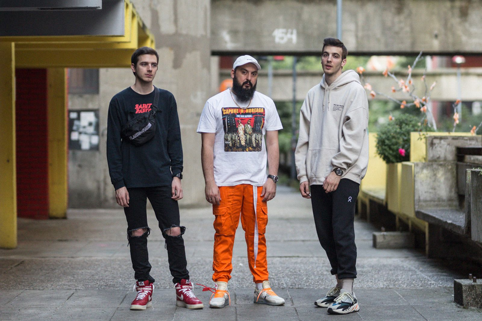 serbian streetwear scene main2 Supreme bape minus1