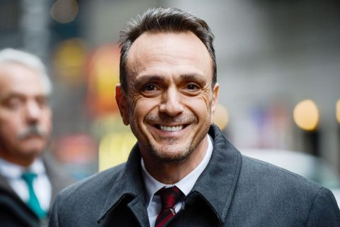 hank azaria late night show apu the late night show with stephen colbert the simpsons