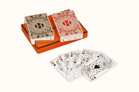 Les 4 Mondes bridge cards