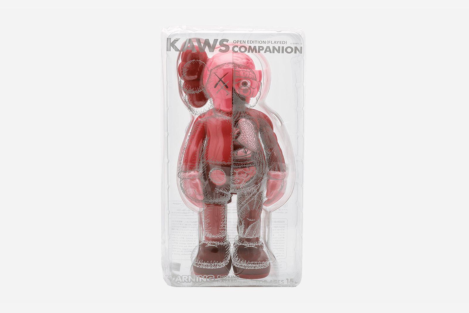 Medicom Toy x KAWS Companion Flayed