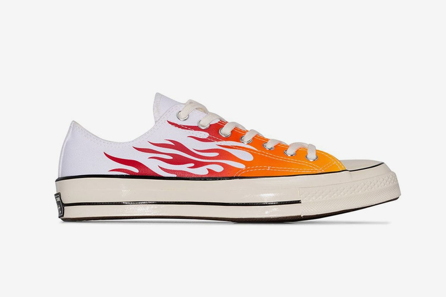 70 Chuck Low Flames