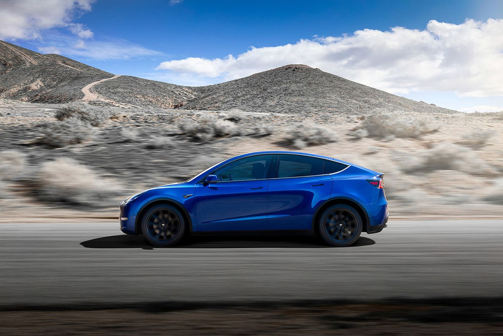 tesla model y announcement Elon Musk