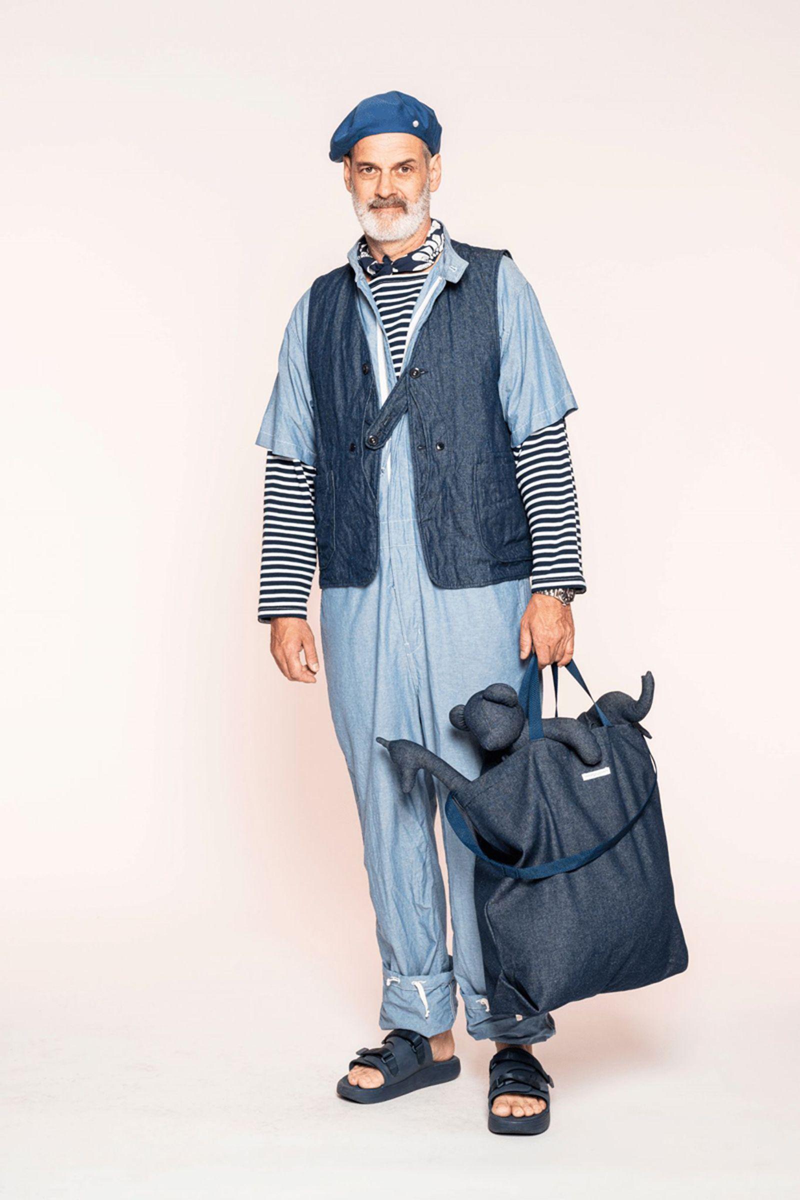 engineered garments spring summer 2022 collection lookbook (23)