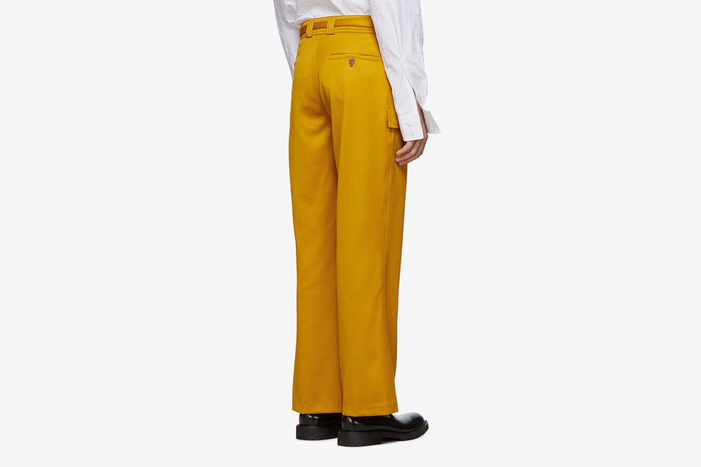 Ragen Flare Trousers