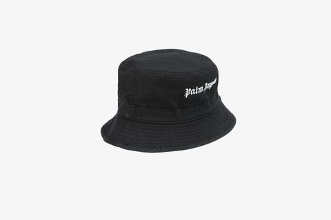 Palm Angels Embroidery Logo Bucket Hat