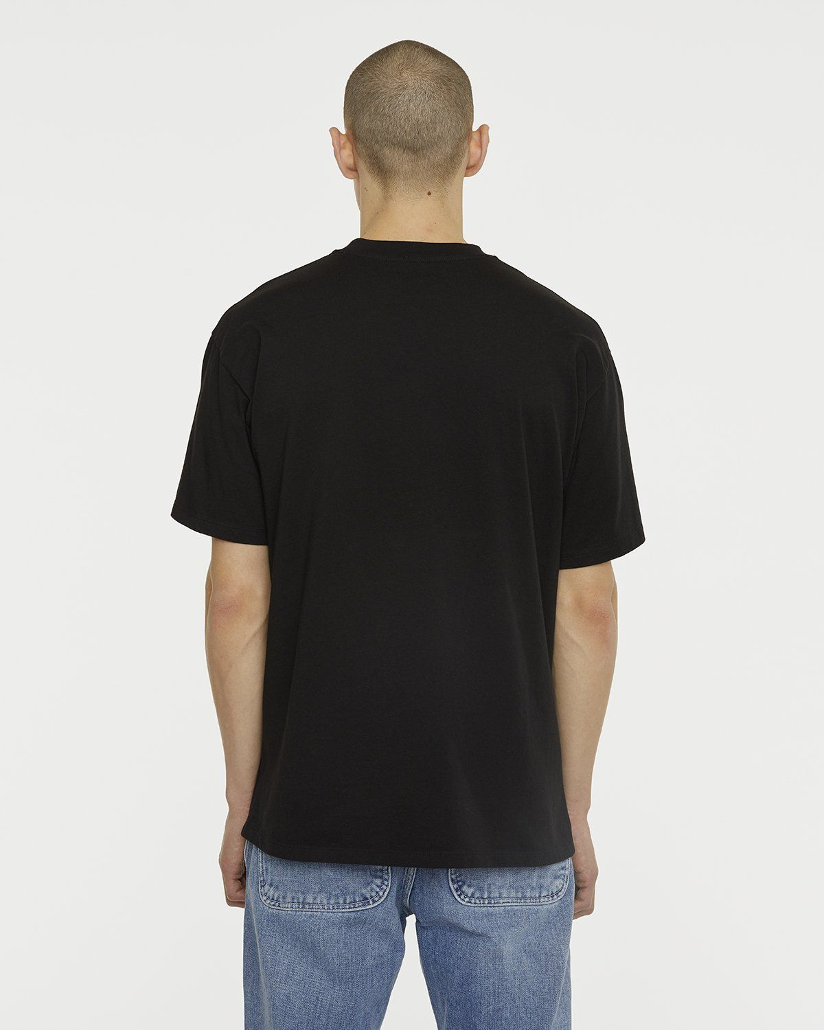 Aries - Temple Tee Black - Image 5
