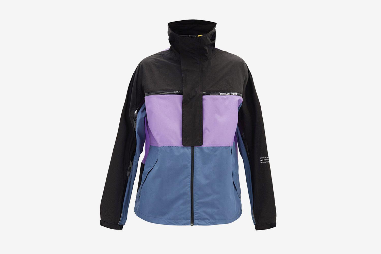 Warren Stowaway Windbreaker Jacket