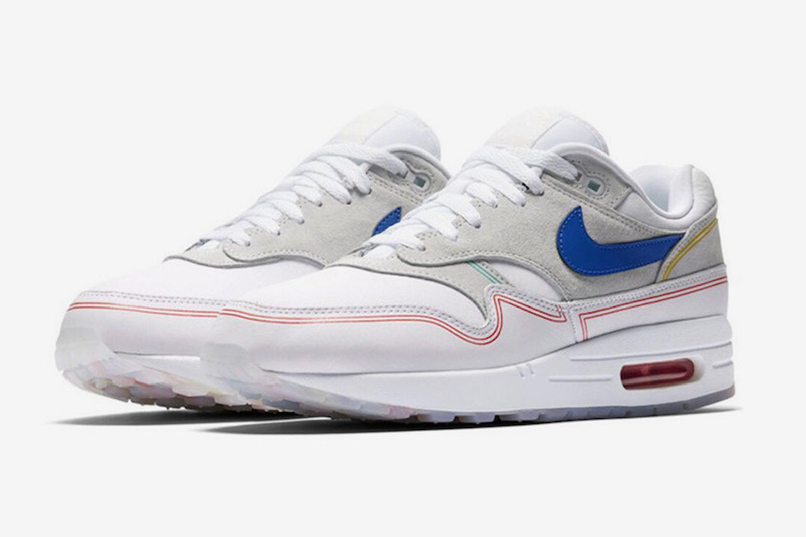 nike air max 1 centre pompidou pack release date price info