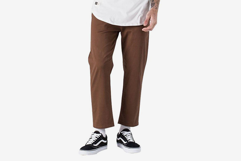 Crop Chino Pants