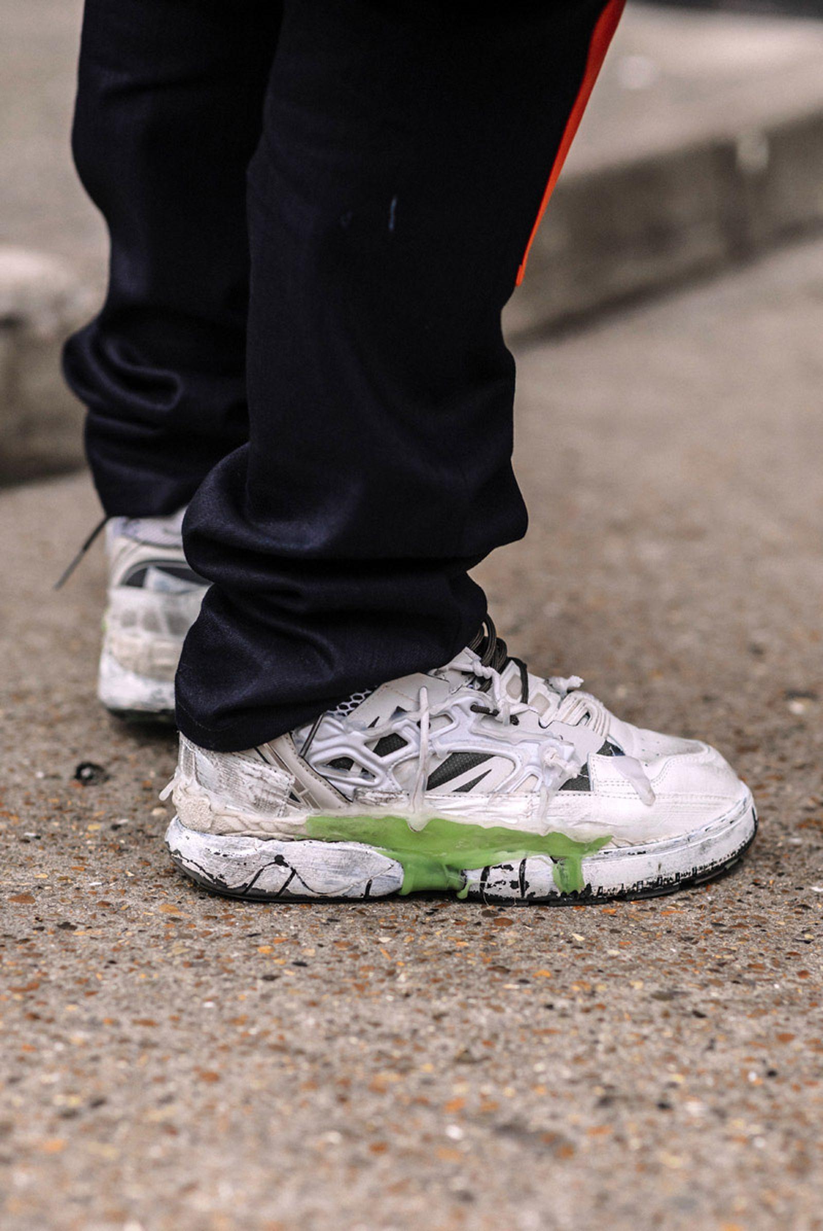MFW19 London StreetStyle Sneakers AsiaTypek 15 lfwm
