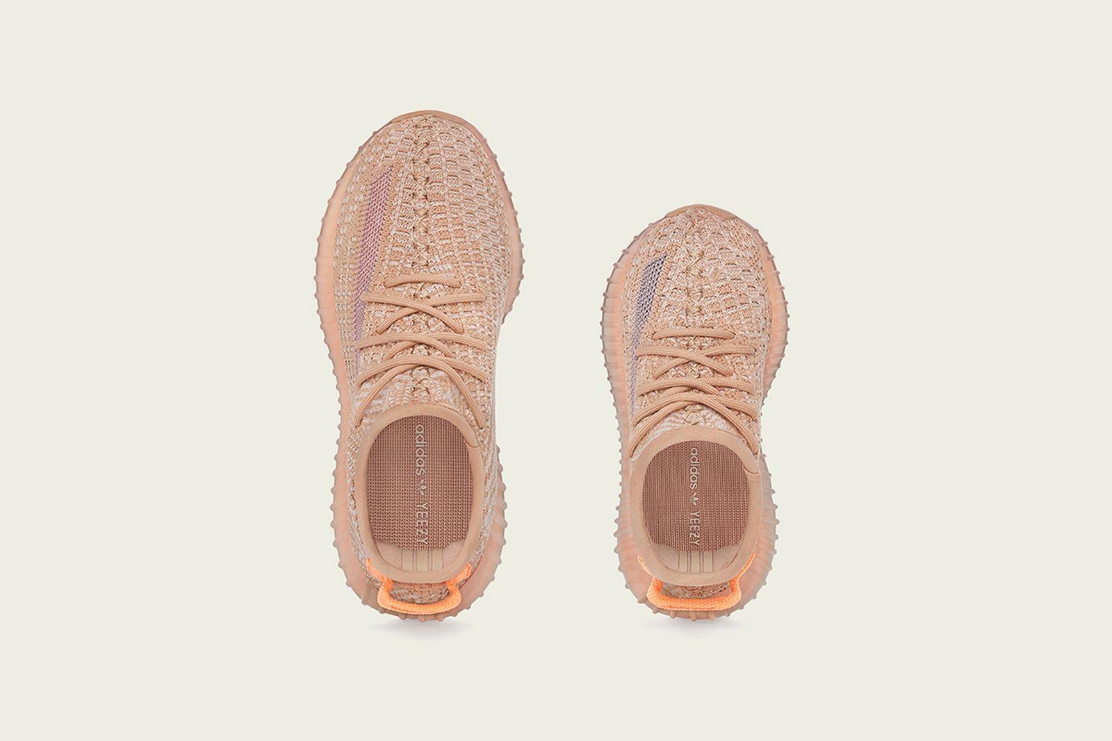 adidas originals yeezy boost 350 v2 clay release date price kids adidas Originals YEEZY 350 V2 kanye west