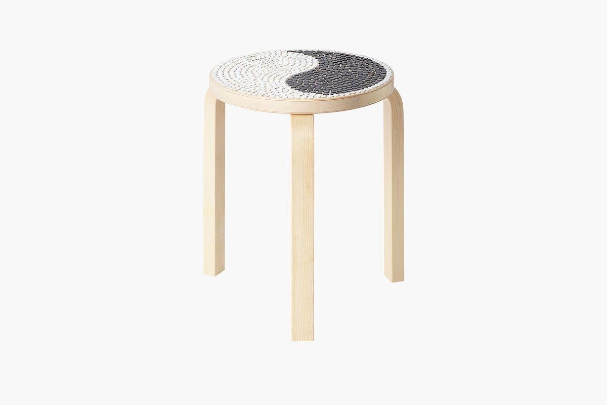 Our Legacy & Artek Are Bringing Upcycled Stools to Dover Street Market Ginza