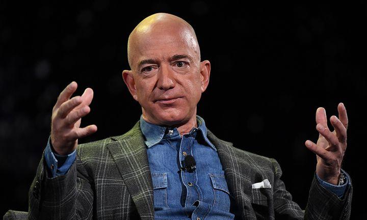 Jeff Bezos Amazon keynote