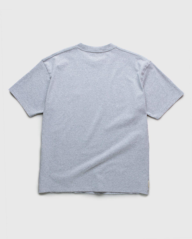 Highsnobiety — T-Shirt Grey - Image 2
