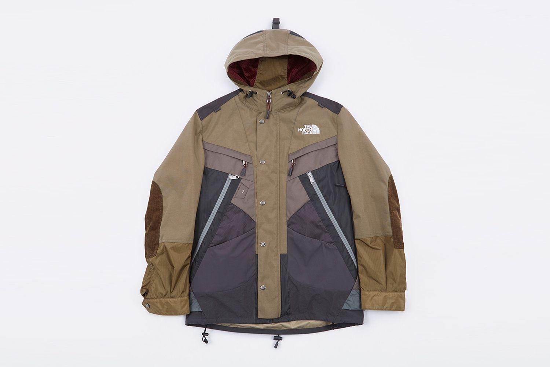 Back Pack Jacket