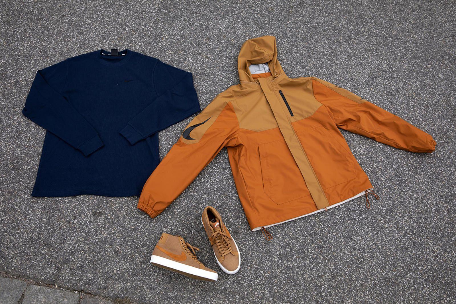 Nike SB Oski Orange Label collection
