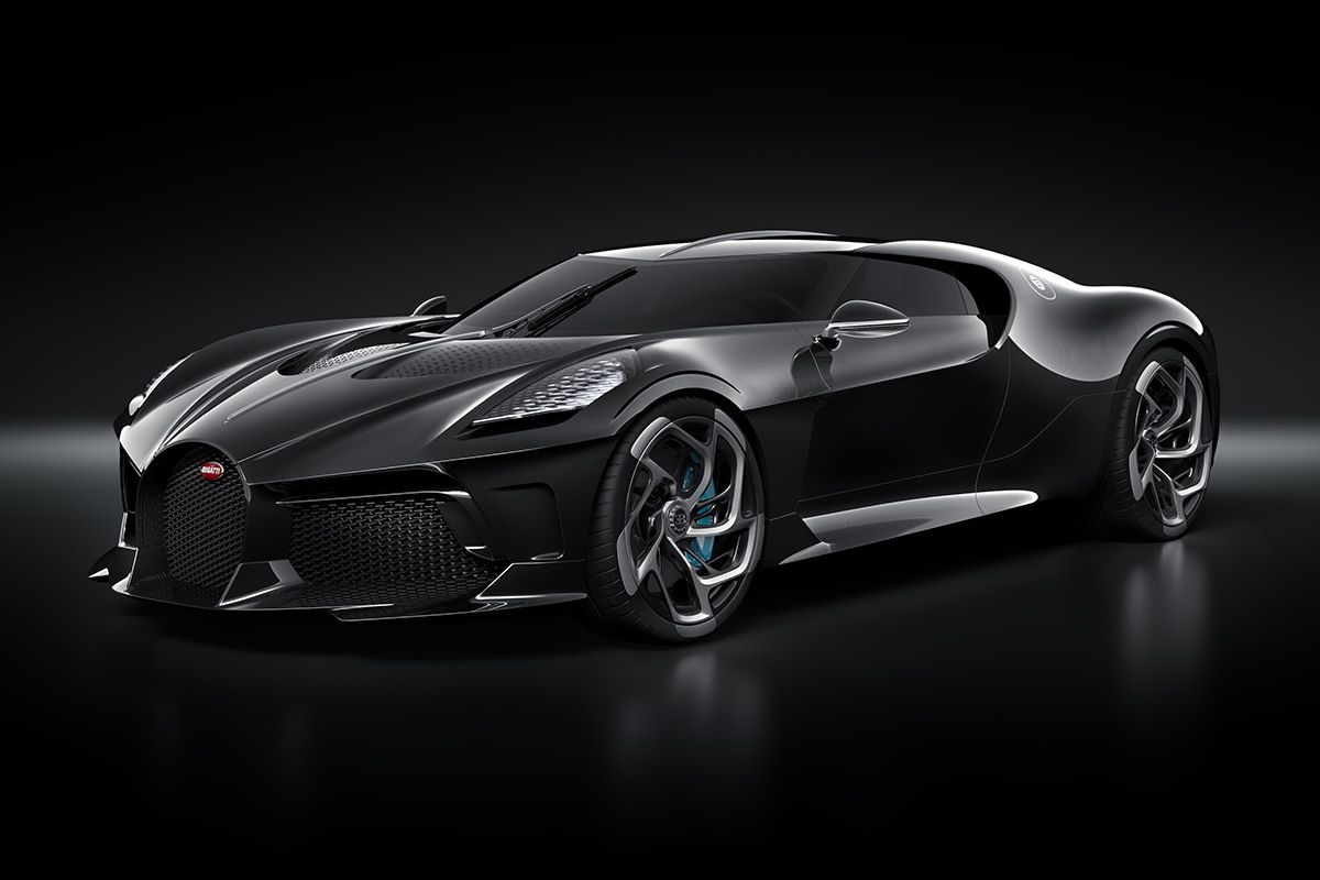 This  Million Bugatti Is the Most Expensive New Car Ever