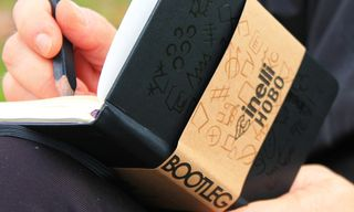 Moleskine Create Travelogue Notebook For Cinelli Bikes