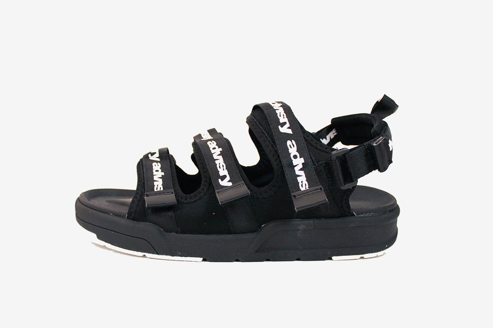 sandals black ADVISRY SS18