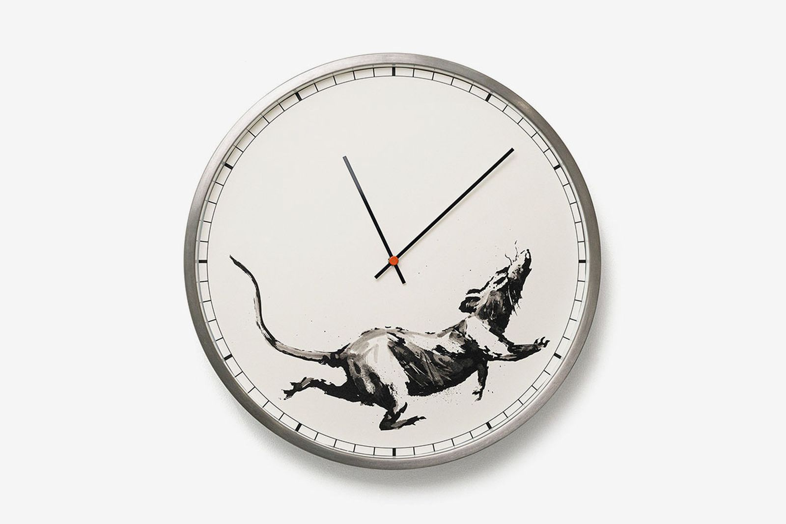 Banksy Gross Domestic Product clock