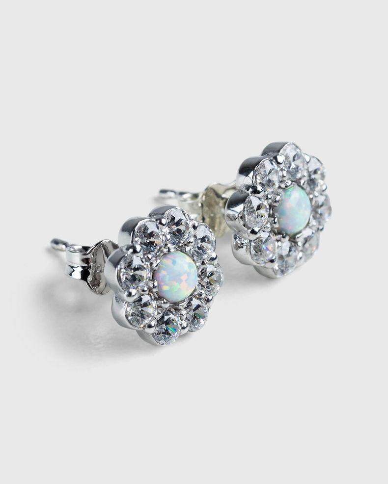 Hatton Labs – Flower Stone Earrings