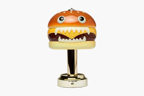 Hamburger Led Lamp