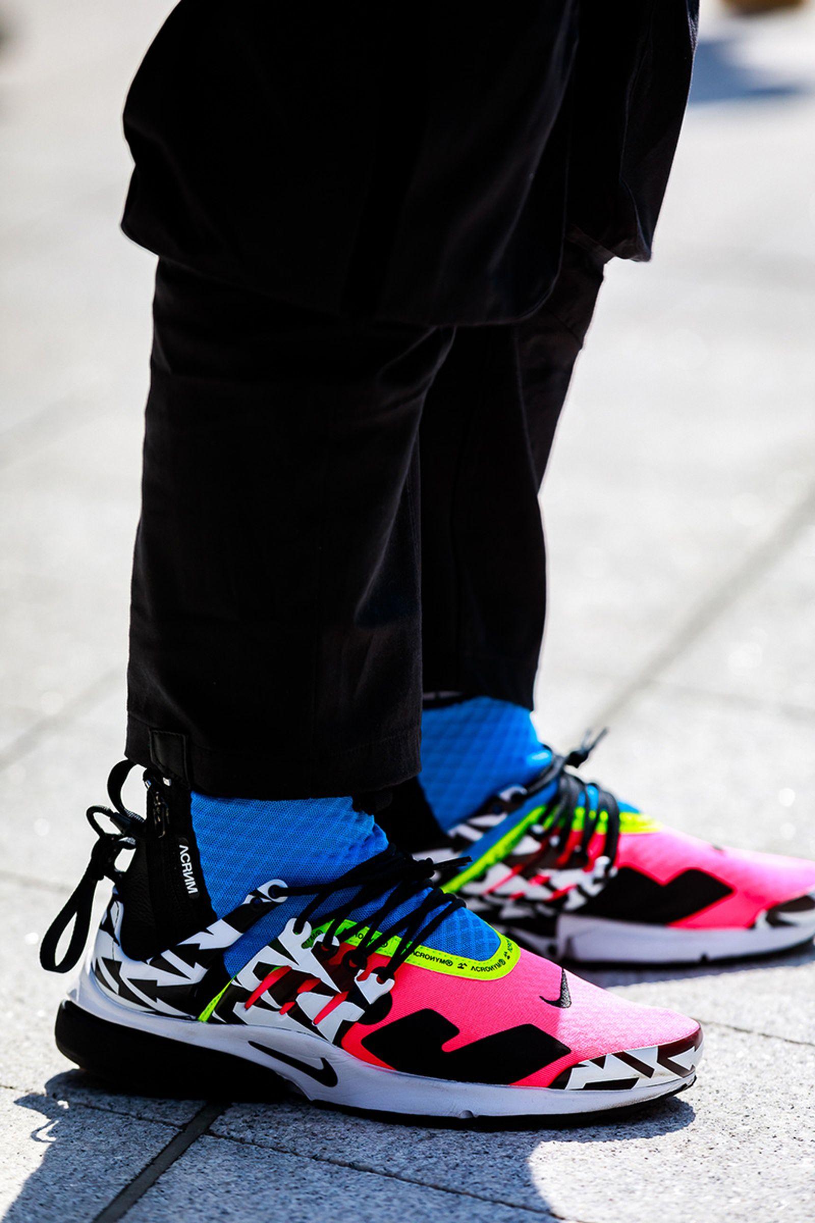 FW19 Seoul StreetStyle Sneakers PaulJeong 13 Sneaker street style seoul fashion week