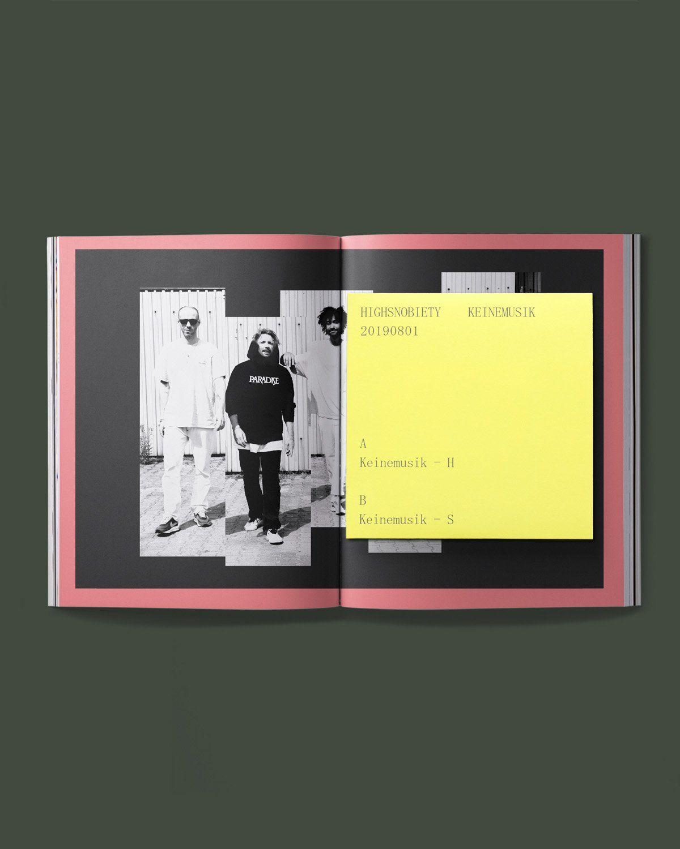 Highsnobiety Magazine Issue 19: Keinemusik Vinyl Edition - Image 1