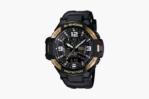 5016cdf1b582 G-SHOCK has released a new timepiece called the Gravitymaster GA1000-9G,  part of the watchmaker's G-Aviation series. It's the first watch in the  lineup to ...