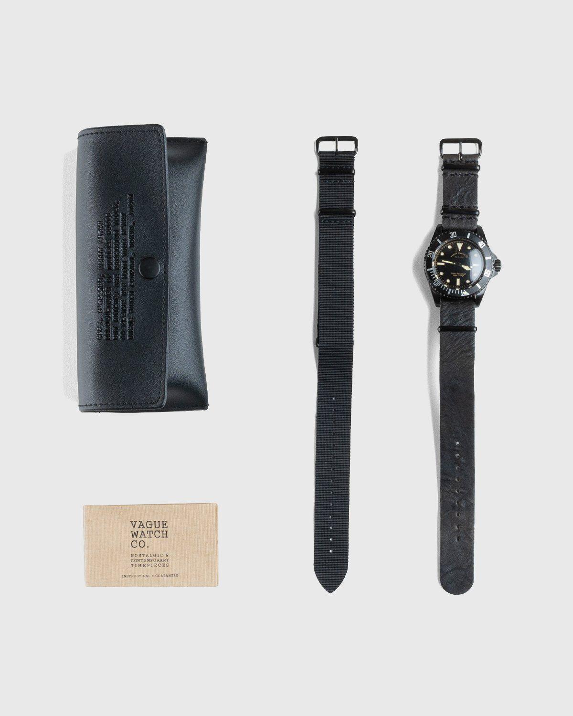 Vague Watch Co. – Submariner Black - Image 4