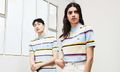 Opening Ceremony x Lacoste SS19 Mixes Stripes & Snakeskin