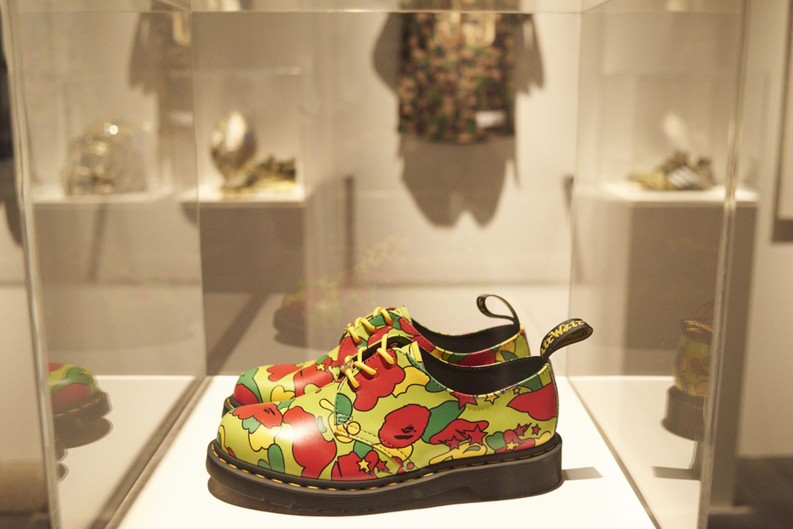 bape collaborations Adidas Futura KAWS