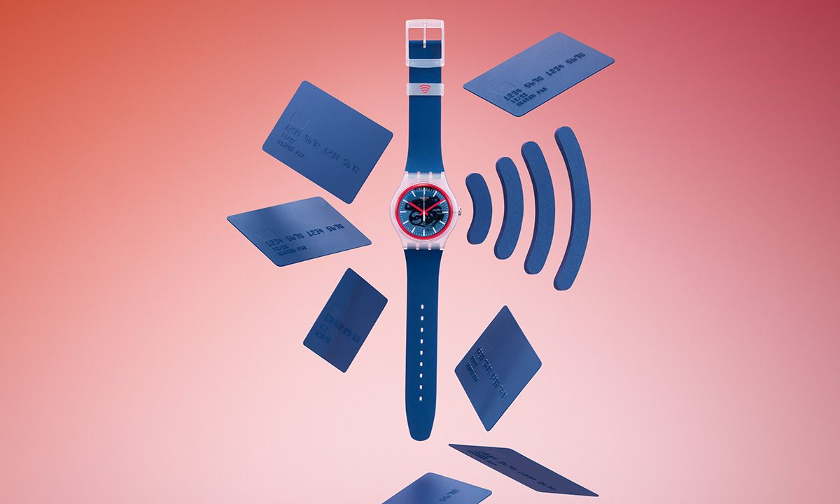 Take the Hassle Out of Shopping With the SwatchPAY! Contactless Payments Watch