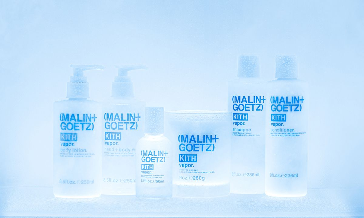 KITH Launches First-Ever Unisex Skincare Line With Malin + Goetz