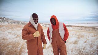 Kanye West Follow God video