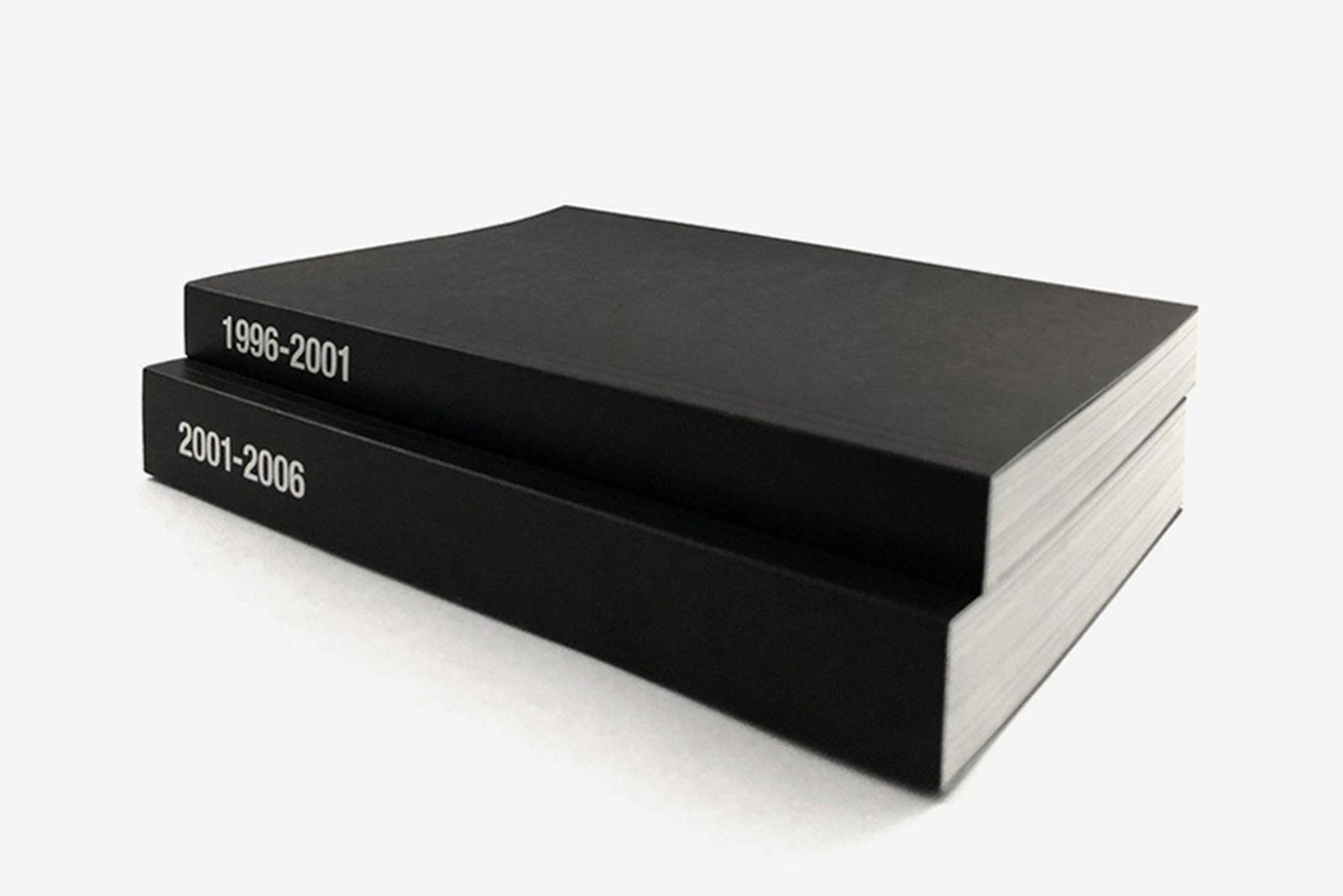 raf simons archive book IDEA books
