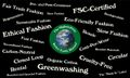 "Your A-Z Guide to ""Sustainable Fashion"""