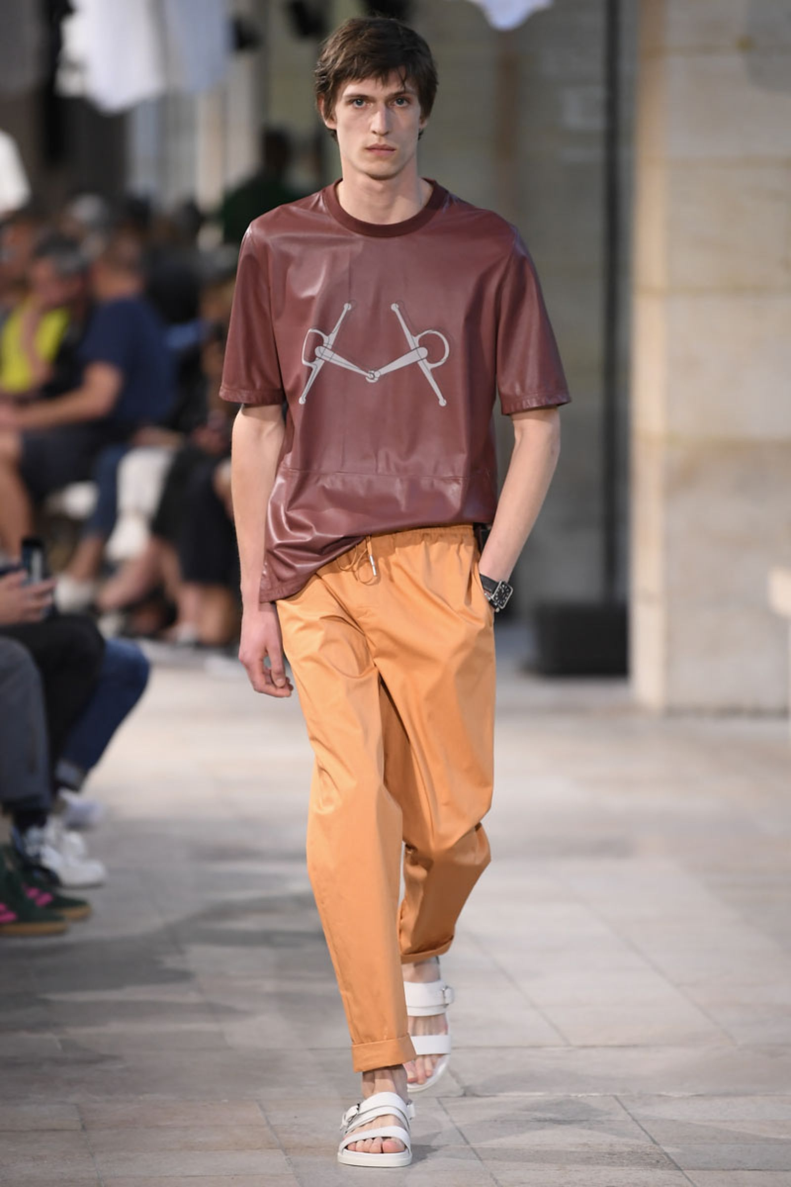 11hermes ss19 show