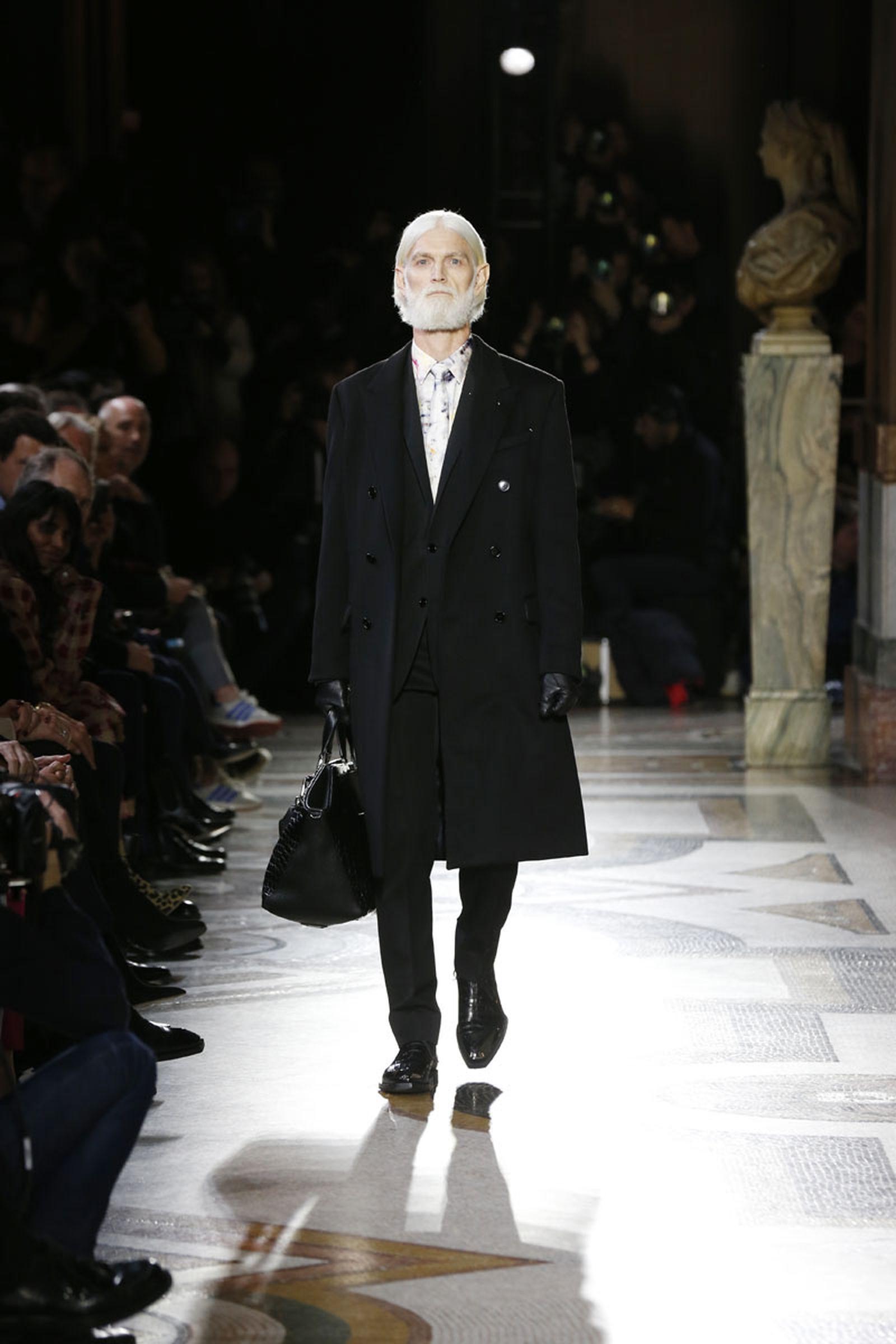 9berluti fw19 paris fashion week pfw19 runway