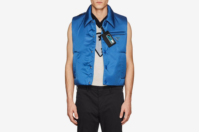 Tech Twill Vest