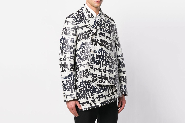 Asymmetrical Shirt Jacket